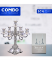 Combo Luzes do Shabat