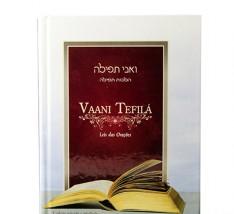 Vaani Tefilá - Leis das Orações