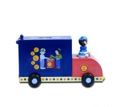 Caixa para Tsedakah - Caminhão