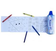 Kit para colorir - Chanukah
