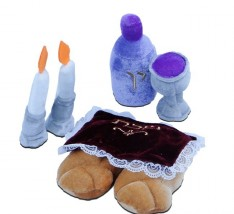 Kit de Shabat (PLUSH)