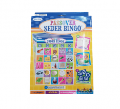 Bingo infantil de Pessach (Importado)