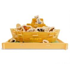 Quebra-cabeça (3D) - Arca de Noé