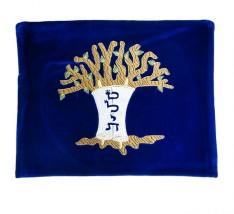 Bolsa de veludo para Talit- Árvore da vida