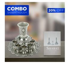 Combo Shabat Kidush