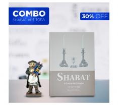 Combo Shabat Art Torah