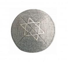 Kipah Estrela de Davi