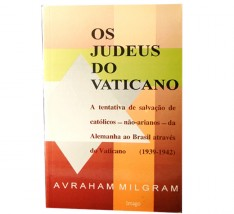 Os Judeus do Vaticano