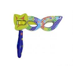 Máscara (Grogger) Colorida Para a Festa de Purim