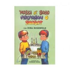 Yossi e Salo Preparam o Shabat