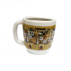 Imã de cerâmica - Cidade de Jerusalém
