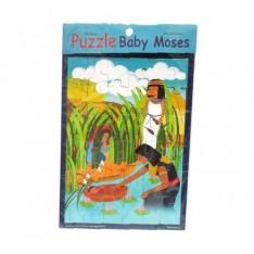 Quebra-cabeça - Moisés