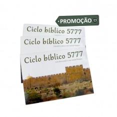 Ciclo Bíblico 5777 ( 10 exemplares)