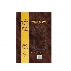 Talmud Bavli - Macot