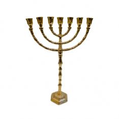 Menorah Dourada
