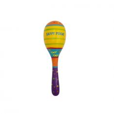 Chocalho Colorido Para a Festa de Purim.